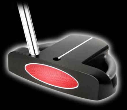 Custom Left Handed At72 Long Mallet Putter By Thomas Golf