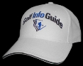 Golf Info Guide Hats/Caps