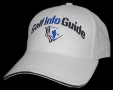 Golf Info Guide Hats/Caps<small>  </small>