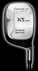 Square Hybrid 230cc  Drivers<small> (Ladies : Right Handed) </small>