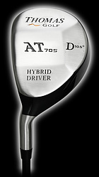 AT705 Hybrid  Drivers<small> (Mens : Left Handed) </small>