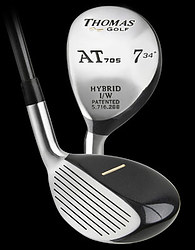 AT705  Hybrids<small> (Mens : Left Handed) </small>