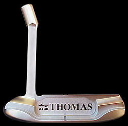 AT40  Mid-Length Belly Putters<small> (Right Handed) </small>